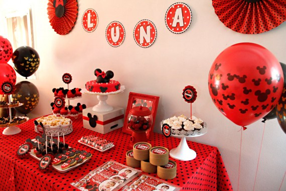 fiesta cumplea os minnie mouse celebra tu d a con minnie. Black Bedroom Furniture Sets. Home Design Ideas