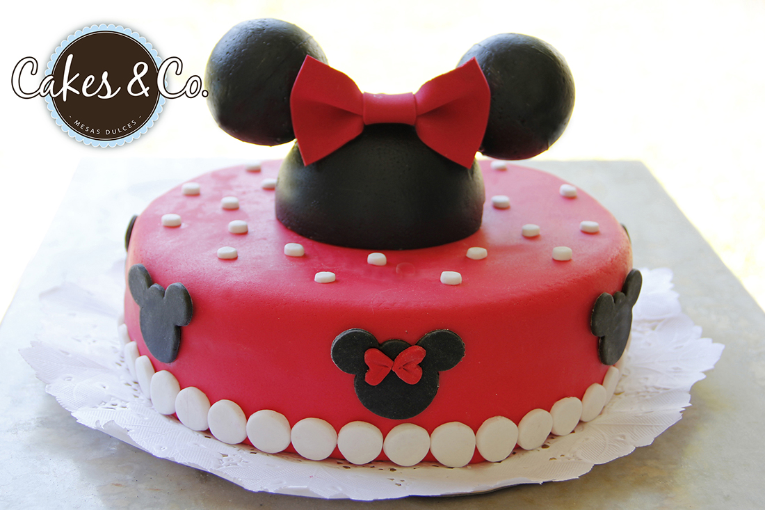 Cakes and Co. » Party Planning & Styling » Torta Minnie