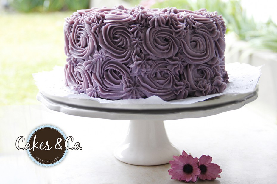 Cakes and Co. » Party Planning & Styling » Torta Rositas Violeta