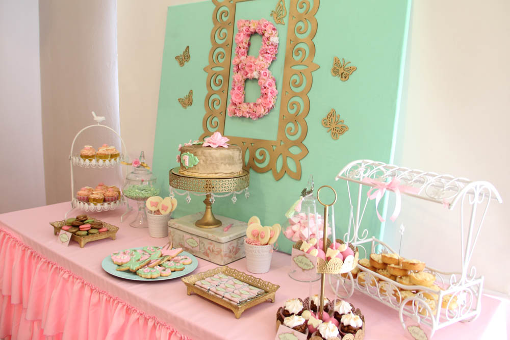 Cakes And Co Party Planning Styling Mariposas Y Flores Para Belen